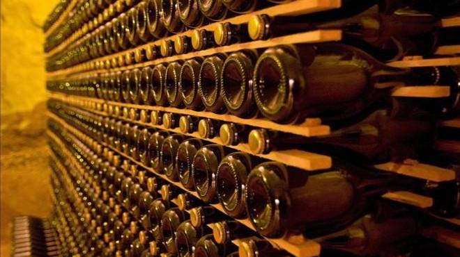 Las ventas de cava suben en número de botellas pero bajan en facturación