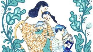 El programa Caixa Proinfancia ayuda durante el estado de alarma a familias como la de Vanesa