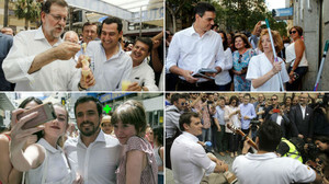 La cara b de la campaña electoral del 26-J