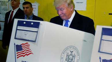 ¿Por qué gana Trump?