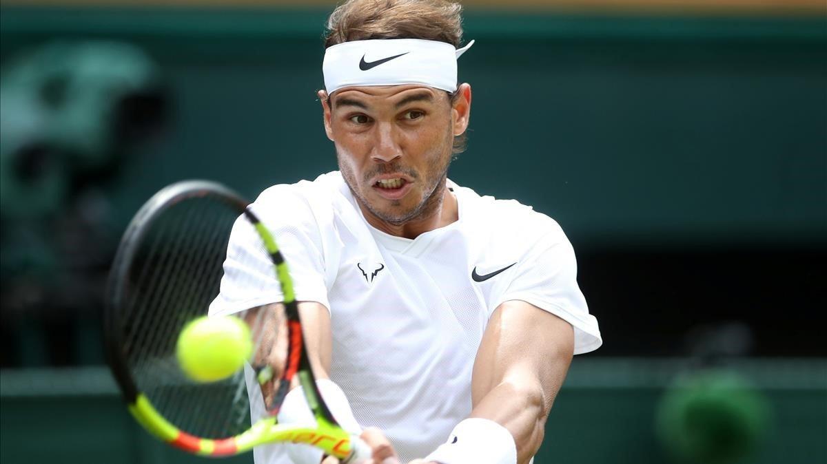 Nadal domina Sousa per accedir als quarts de Wimbledon