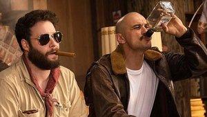 Seth Rogen y James Franco, en un fotograma de 'Zeroville'