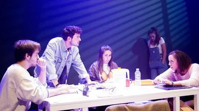 El musical 'Tot el que no ens vam dir' regresa al Maldà tras su éxito en junio