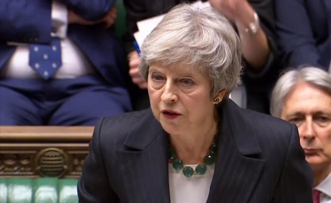 Theresa May: Un buen Brexit para el interés nacional es posible.