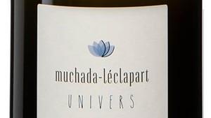 Muchada-Léclapart Univers 2017, blanco del sur