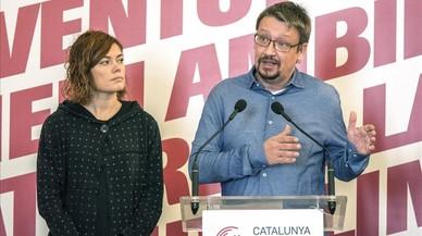 Xavier Domènech pide un referéndum sobre la monarquía