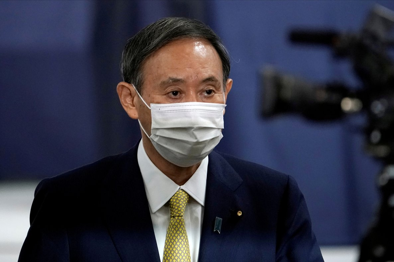 Yoshihide Suga, nuevo primer ministro de Japón.