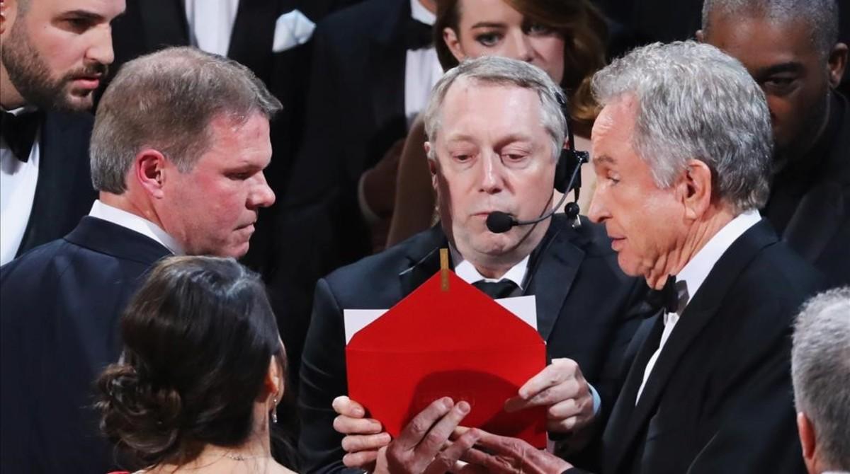 La pel·lícula dels Oscars ja té el seu dolent