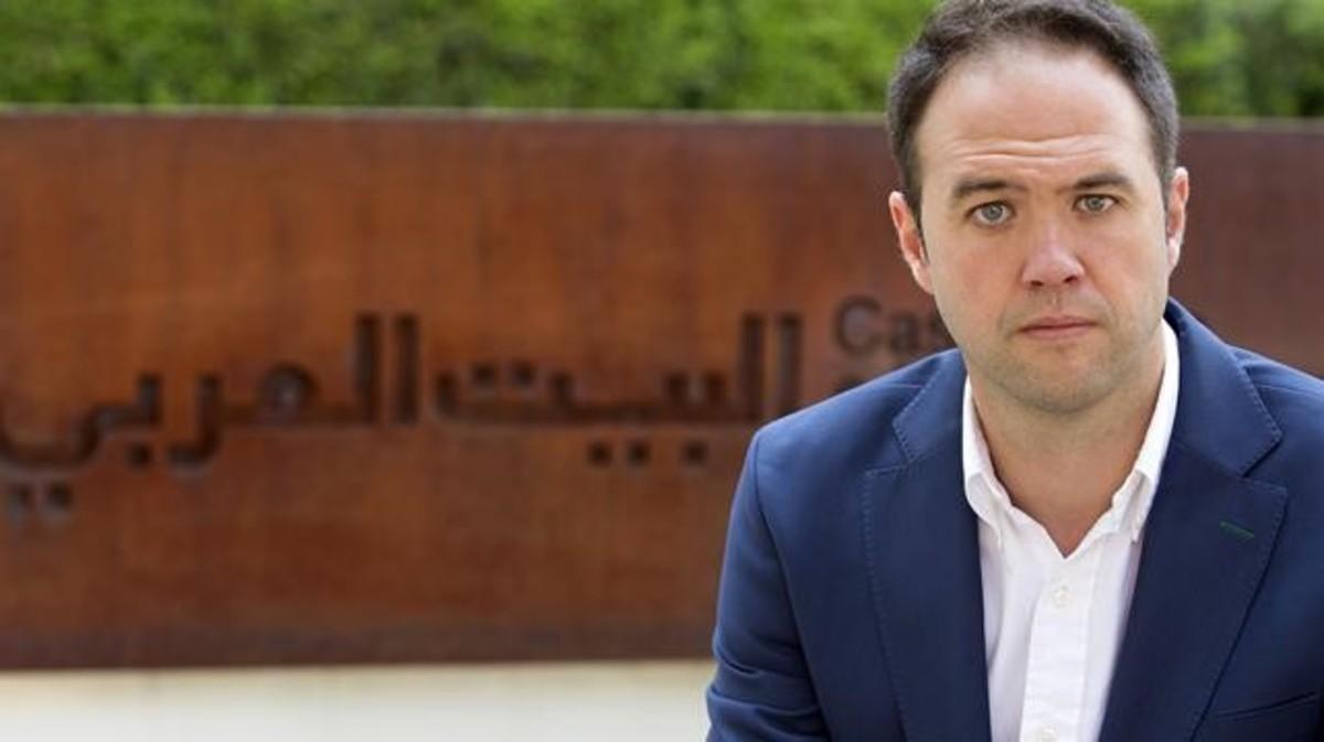 El investigador Javier Lesaca.