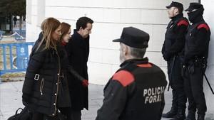 El tribunal decideix que el judici per la violació de Sant Fermí segueixi sent a porta tancada