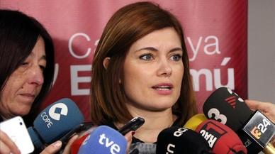 Los 'comuns' reclaman a ERC y la CUP un candidato alternativo de izquierdas
