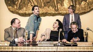 Paco León presenta 'Arde Madrid' a Cannes