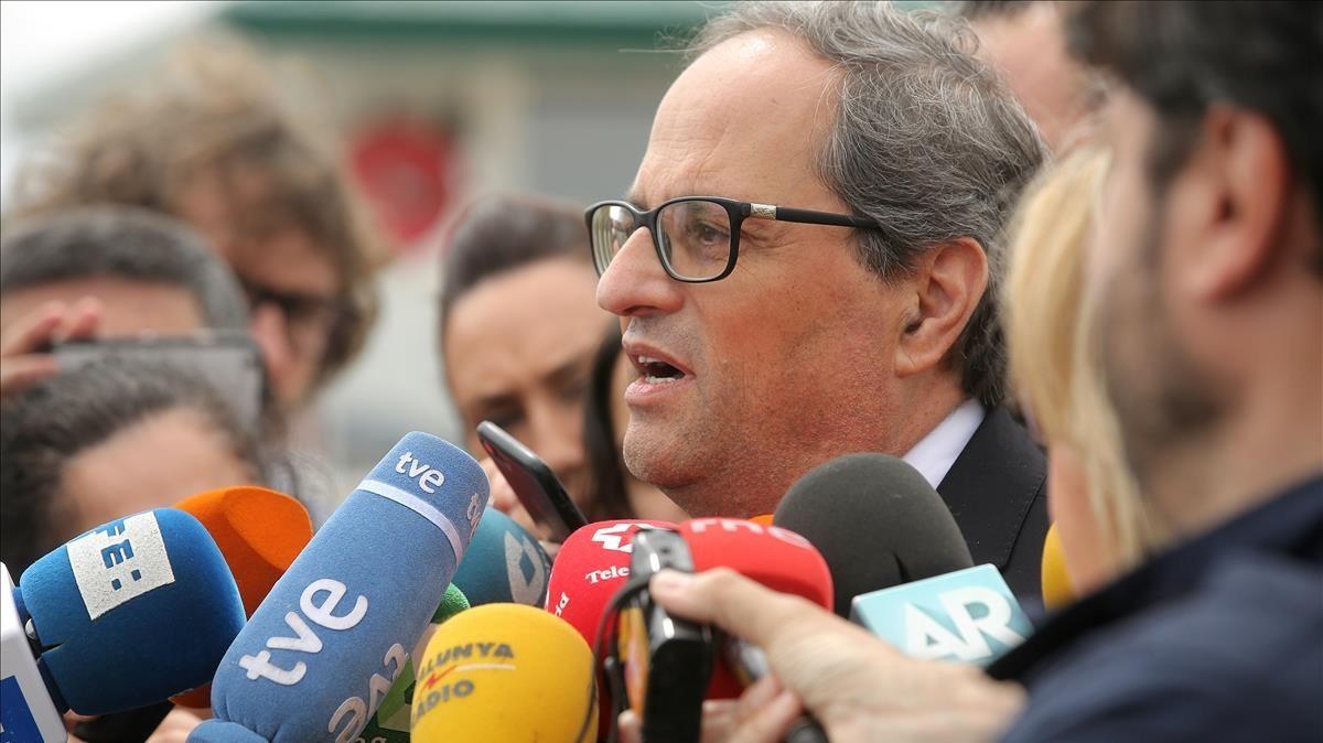 Últimes notícies de Catalunya, Quim Torra i Puigdemont | Directe