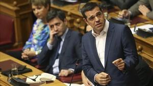 Tempesta política a Grècia i Macedònia pel canvi de nom
