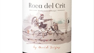 La Roca del Crit 2016, un vi de sommelier