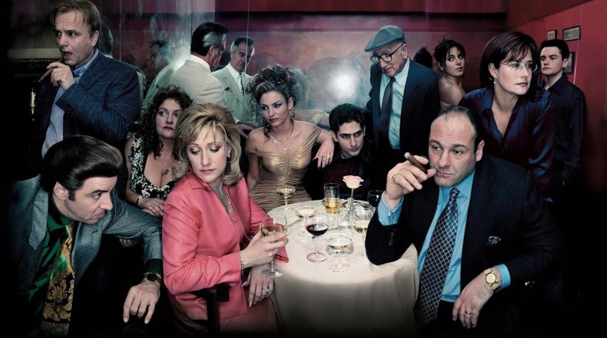 20 años de 'Los Soprano'