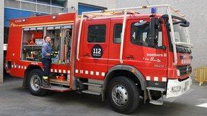 Matinada de contenidors cremats a Sabadell