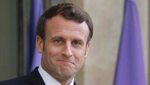 Macron es dilueix als dos anys de mandat