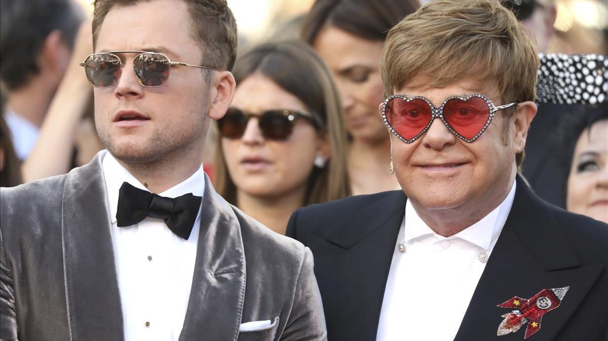 Elton John torna a ser un coet