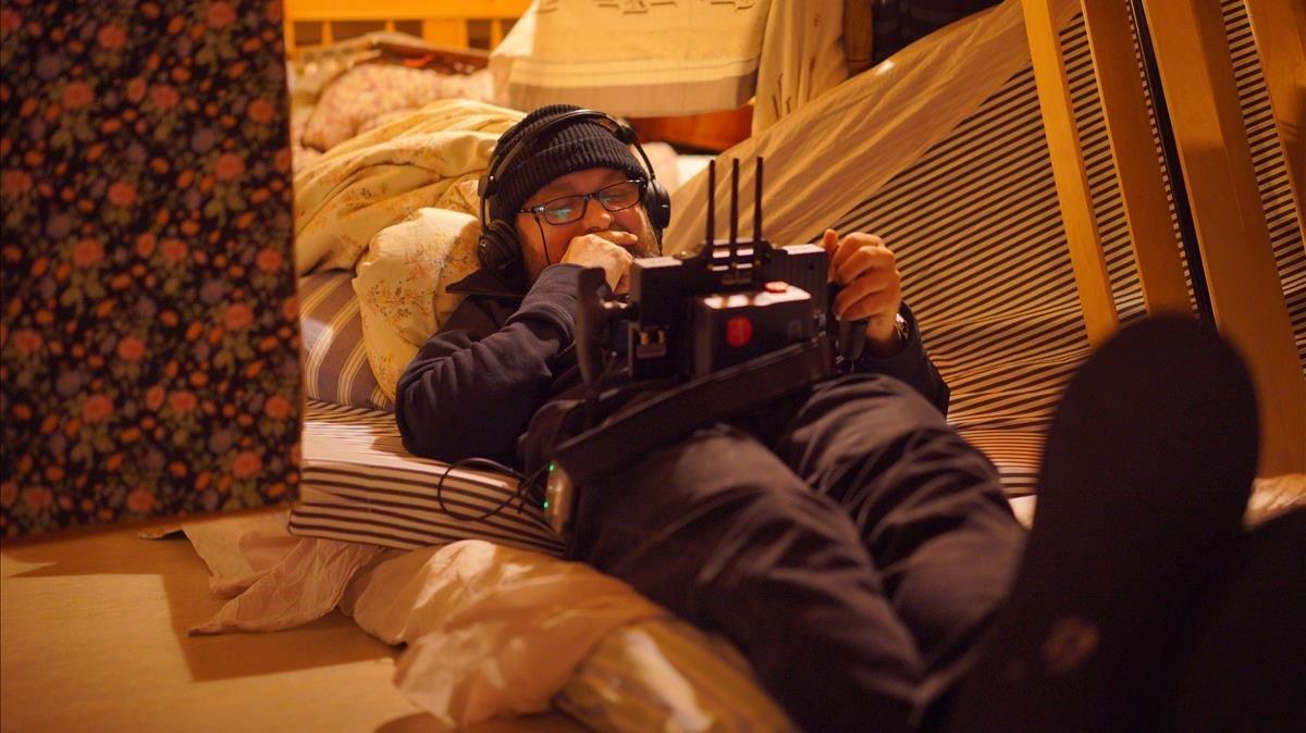 Lukas Moodysson, realizador de la serie 'Gösta'.