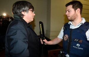 El Canadà torna a negar a Puigdemont l'autorització per viatjar al país