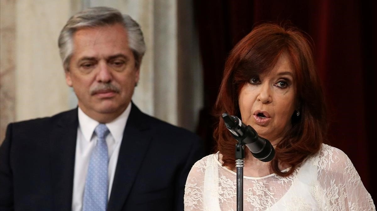 Alberto Fernández demana superar «la ferida de la fam» per aixecar un país «prostrat»