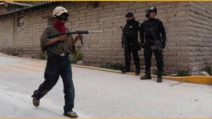 La violència s'acarnissa amb els menors a Mèxic