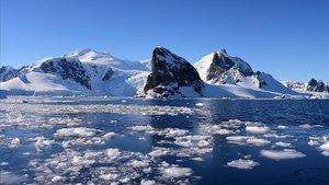 L'Antàrtida bat un nou rècord de temperatura