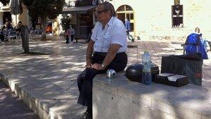 El señor Antonio, en Vilapicina.