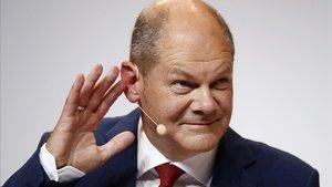 La cúpula de l'SPD elegeix Olaf Scholz com a candidat a canceller