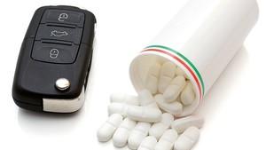 ¿Qué medicamentos típicos afectan más a la conducción?