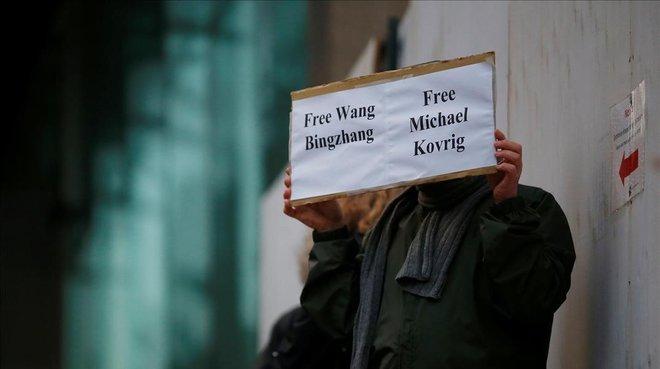 La Xina respon al 'cas Huawei' amb l'arrest d'un exdiplomàtic canadenc