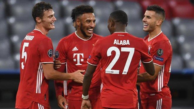 La apisonadora del Bayern pasa por encima del Atlético