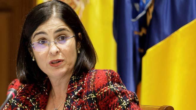 Carolina Darias, nova ministra de Política Territorial