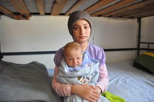 Sèrbia, zona de pas de la nova ruta dels refugiats