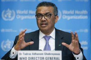 L'OMS adverteix que la pandèmia està molt lluny del seu final