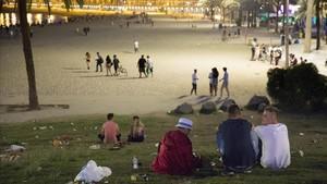 La Barceloneta demana un pla continuat de «pacificació»