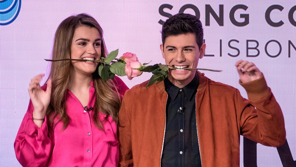 Alfred i Amaia es classifiquen per representar TVE en el pròxim Festival dEurovisió