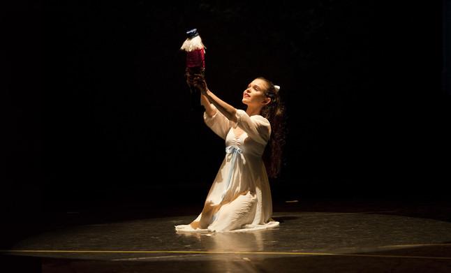 Alumnos del Centre de Dansa de Catalunya representarán el Cascanueces en el Centre Cultural Terrassa.