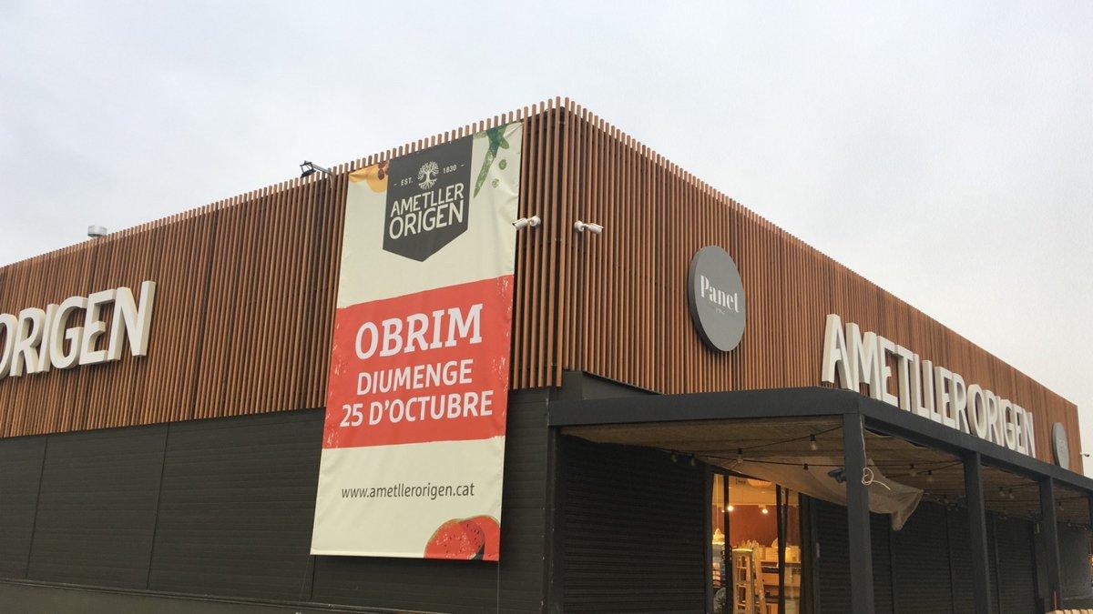 Ametller Origen amplia la batalla comercial al format de botigues amb pàrquing