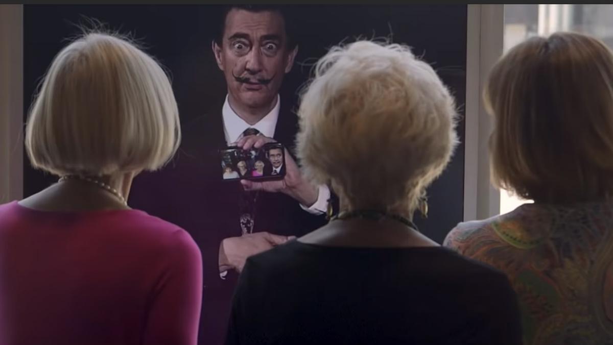 Dalí resucita y acompaña al visitante en el museo que lleva su nombre en San Petersburgo (Florida).