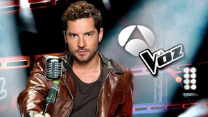 David Bisbal serà coach de 'La Voz' a antena 3