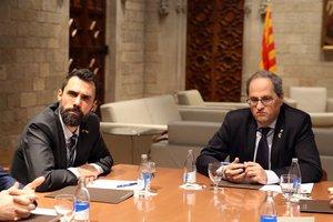 El recurs del Parlament en defensa de Torra genera un nou conflicte en el sobiranisme