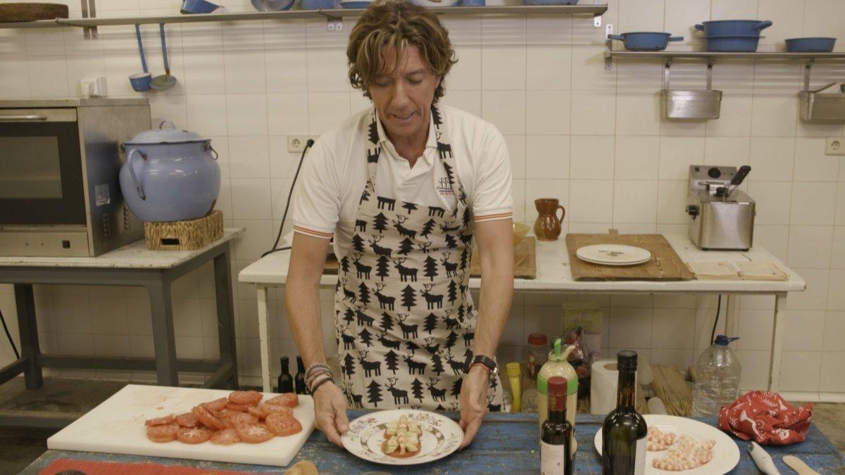 Colate Vallejo-Nágera, el cuarto anfitrión de la sexta edición de 'Gourmet Edition'.