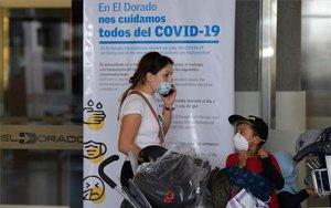 Els països d'Amèrica lluiten per contenir l'avanç del coronavirus