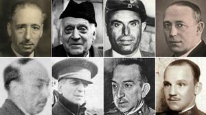 Julio del 36 en Barcelona; los protagonistas