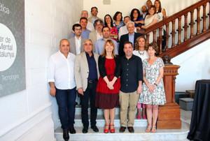 El Consejo Rector de la Red INNPULSO reunido en Sant Boi