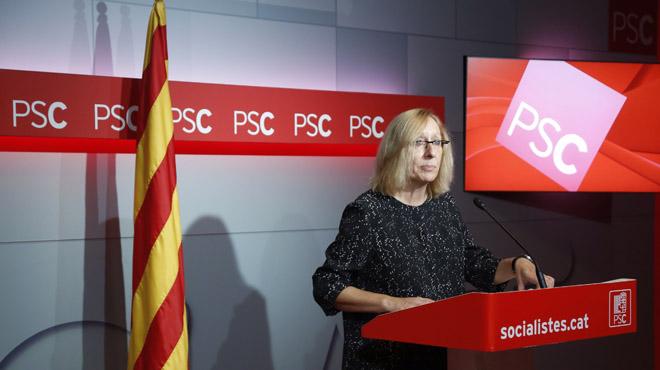 Escarp: Reclamamos, una vez más, fraternidad y no renunciar a tener un proyecto común con los socialistas de España.