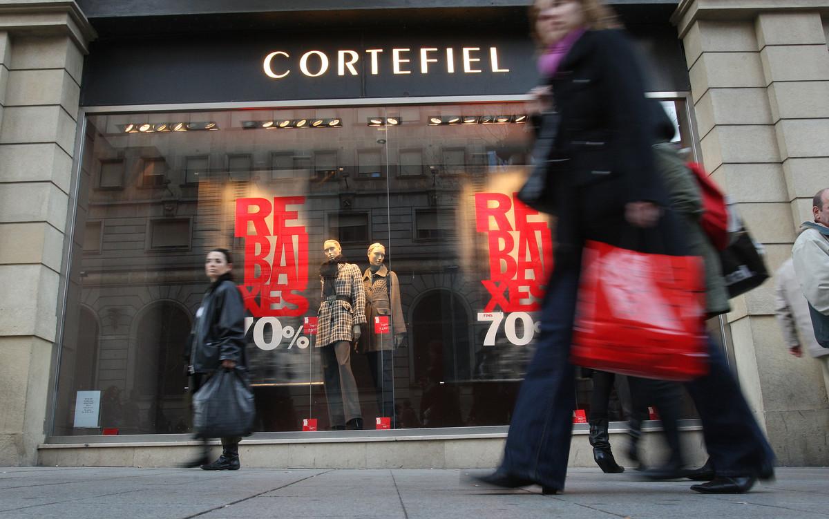 El Grupo Cortefiel ve en las ventas por internet uno de los canales clave para apuntalar su crecimiento.