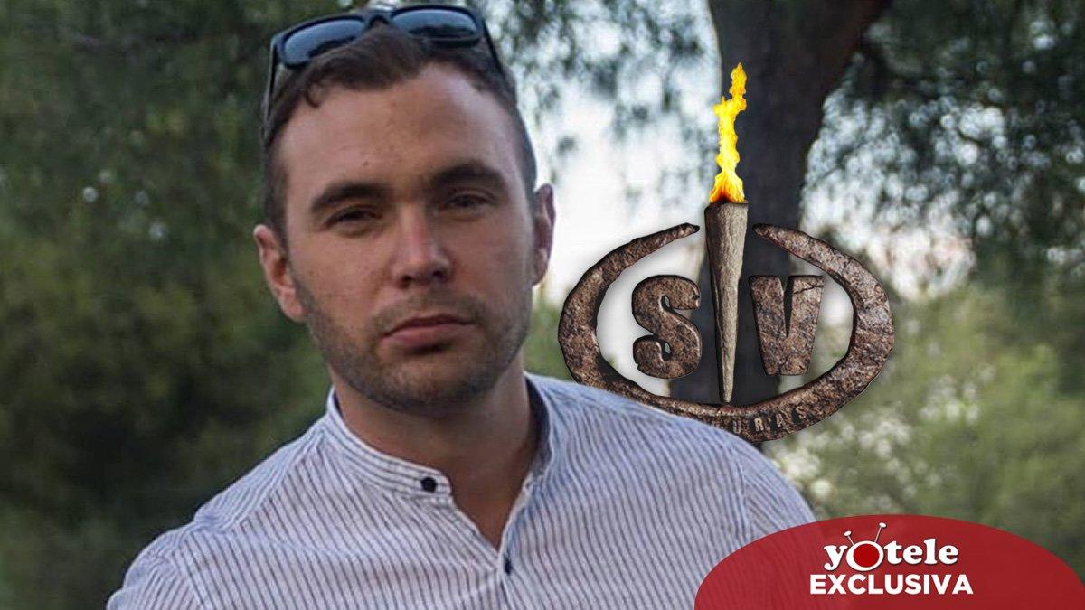 Cristian, hijo de Maite Galdeano y hermano de Sofía Suescun, fichaje cerrado de 'Supervivientes 2020'